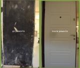 Реставрація дверей