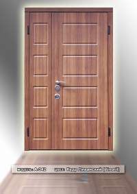 Елітні броньовані двері  А-342 Кедр Ливанський (Vinorit)