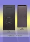 """Бюджетні вхідні двері """"DB-3"""" колір: Венге"""