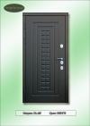 Елітні броньовані двері  DL-25 Венге